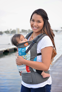 Tula Baby Carrier Set Sail